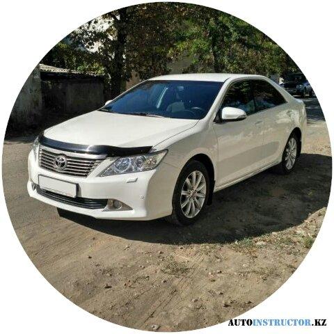 Сергей-Toyota Camry 50